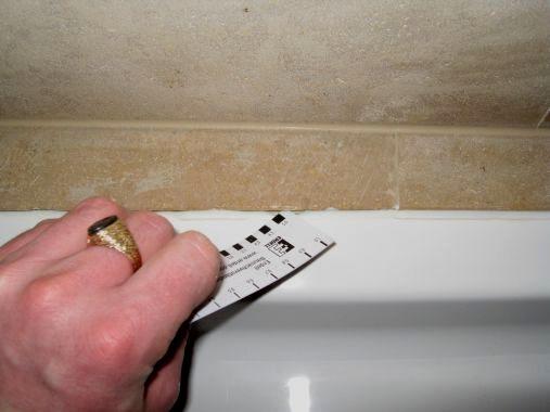 Abdichtung im Badezimmer - Feuchtigkeitsschäden im Keller