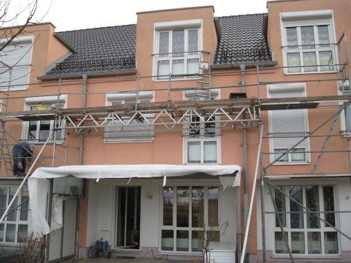 Mangelhafter Wetterschutz exponierter Fassaden