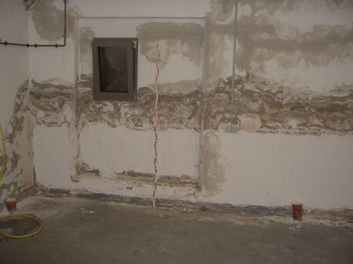 Kellersanierung